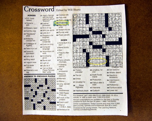 Utile_crossword_highlighted