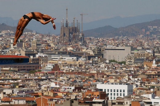 Diving at the 1992 Barcelona Olympics